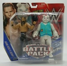 WWE Battle Pack: Adam Rose & Bunny Smackdown First Time in the Line Bran... - $29.58