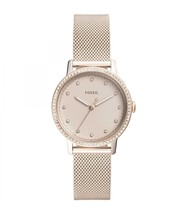 FOSSIL OROLOGIO NEELY DONNA SOLO TEMPO ES4364 - ₨14,081.03 INR