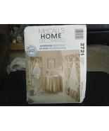 McCall's 2721 Bathroom Essentials Pattern - $6.92
