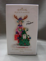 "Hallmark Keepsake Ornament Maxine A Crabby Little Christmas ""Stressed i... - $6.99"