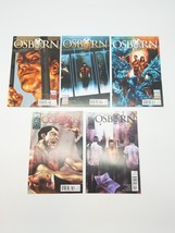 Osborn Evil Incarcerated 1 2 3 4 5 Complete Set 1-5 Marvel Comics Book B... - $19.34