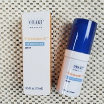 Obagi Medical Professional-C Eye Brightener Serum 0.5 oz  15 ml New In Box - $59.99