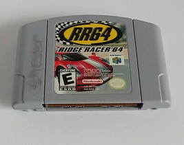 Cruis'n World & Ridge Racer 64 both carts only Nintendo 64 N64 - $16.25