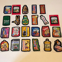 2007 Topps Wacky Packages Trading Cards Mixed Lot 23 Stickers Poop Witch Puppies - $17.82