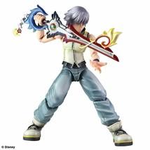 Square Enix Play Arts Kai Figure KINGDOM HEARTS 3D Dream Drop Distance RIKU - $316.80