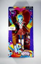 My Little Pony Equestria Girls Rainbow Rocks Rainbow Dash - NEW NIB Hasbro 2013 - $23.70