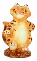 Paul Cardew Alice in Wonderland Cheshire Cat Collectible Figurine John B... - $16.69