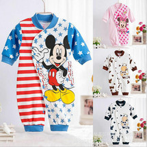Newborn girl boy clothes Baby clothes Infant Girls Boys Romper Clothes O... - $13.99