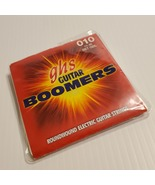 GHS Boomers Electric Guitar Strings 10-46 set GBL. New, open package  - $10.00