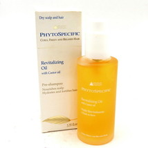 Phyto PhytoSpecific Revitalizing Oil with Castor Oil Pre-Shampoo 3.35oz - $21.00