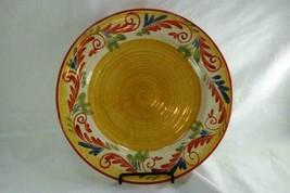 "Certified International Olive Vine Dinner Plate 11 1/2"" - $11.69"