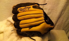 """Child""""S Left Handed Glove With BASKET-WEB By Rawlings / Size 10 Inch - $14.79"""