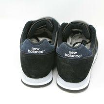 New Balance Nb 373 WL373KSP Negro Plata Visón Mujer Talla 8 Eur 39 UK 6 Running image 6