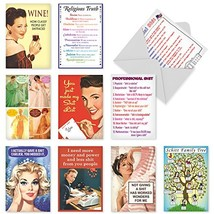 10 'Stinkin' Birthday Assortment' Cards w/Envelopes, Assorted Funny Gree... - $19.58