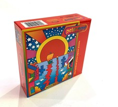 PETER MAX ONE HUNDRED PIECE JIGSAW PUZZLE BRAND NEW SEALED IN THE BOX - $265.50
