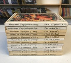 Woman's Day Encyclopedia of Cookery Complete Set 1-12 Volumes COMPLETE - $49.88