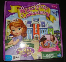 Royal Prep Academy Disney Princess Sofia  Board Game - $12.00
