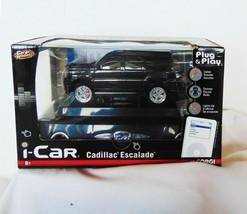 Corgi I-Car - Cadillac Escalade  - Black [Plug & Play] - New - $23.70