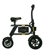 NEW In BOX - SWAGTRON Swagcycle E-Bike Folding Electric Bicycle - $399.99