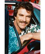 Tom Selleck Magnum, P.I. In Ferrari 308 18x24 Poster - $23.99