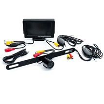 Top Dawg Commercial Heavy Duty Wireless Rear View Camera - $329.99