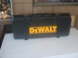 Dewalt Empty Case For The DW120K Corded Right Angle Drill With Light Shelf Marks - $39.00