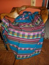 Blanket Andes Tribal style - $32.00