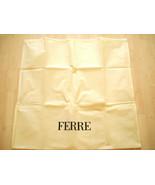 FERRE logo Original Designer Dust Protective Cover Drawsting Bag Pouch L... - $17.99
