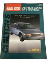 1990-1993 Chevrolet Caprice Shop Service Manual Chilton's Repair 8421 - $24.87
