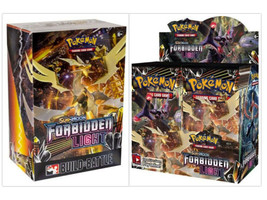 Sun & Moon Forbidden Light Booster Box + Prerelease Kit Pokemon Trading Cards - $139.99