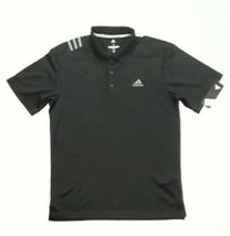 Adidas Golf Men's Black Polo Large - $49.74