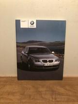 2004 BMW 5 Series 525i 530i 545i Sedan Owner Owner's Manual User Guide Book - $24.74