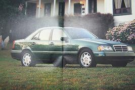 1995 mercedes c 280 c220 owners sales brochure w202 original new c class - $29.69