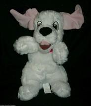 "12"" 101 dalmatians patch disney soft baby stuffed animal toy puppy - $18.50"