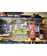 Angry Birds Star Wars Darth Vaders Lightsaber Battle Game - $30.00