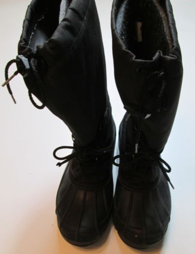 a271eefe378 Sorel Mens Shoes Size 10 BigHorn Rubber Snow and 50 similar items