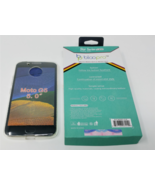 BlooPro silicone protective case For Motorola G5 5.0'' - Clear - $4.45