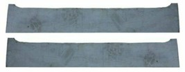 1967-1972 GMC Pickup and Jimmy Inner Rocker Panel Backing Plates PAIR - $66.93