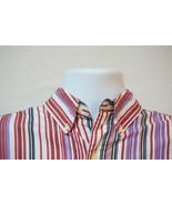 Chaps Ralph Lauren Midweight Button-Front Shirt, Excellent, Men's Large ... - $11.74