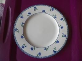 Mikasa dinner plate (Blue Medley) 2 available - $13.37