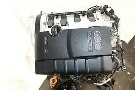 2005-2009 AUDI A4 2.0L 4 CYL TURBO ENGINE MOTOR WITH HARNESS P758 - $1,861.99