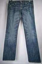 Rock & Republic Womens Cosbie Barium Blue Jeans 26 USA 000425 - $29.70