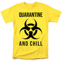 2020 Virus Outbreak Social Distance Quarantine And Chill Bio Hazard Adul... - $22.67+