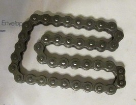 """DANA SPICER FOOTE Reverse Chain part # 1090 22 LINKS 1//2/"""" pitch S4122EL NEW"""