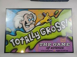 Totally Gross - The Game of Science Board Game Brand New Sealed - $19.00
