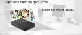 4TB Seagate Expansion USB 3.0 Portable Drive - Black - STEA4000400 - $139.00