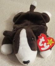 Ty Beanie Baby Bruno 1997 5th Generation Hang Tag   - $4.94