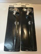 2 pack Kohler Flush Levers Chrome Finish GP30324-CP - $17.81