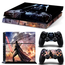 Hot darth vader ps4 decal sticker for console & controllers skin - $15.00