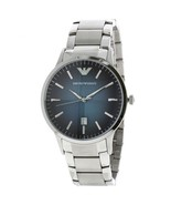 Emporio Armani AR2472 Classic Blue Textured Dial Men's Watch - $125.89